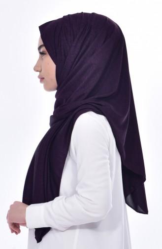 Purple Sjaal 126A