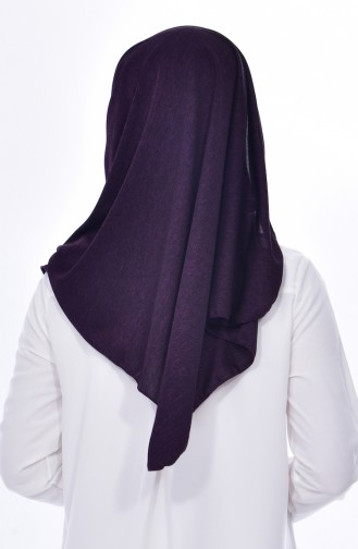 Purple Shawl 126A