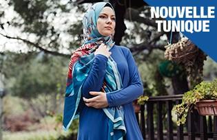 SefaMerve Nouvelle Saison Modeles de Tunique