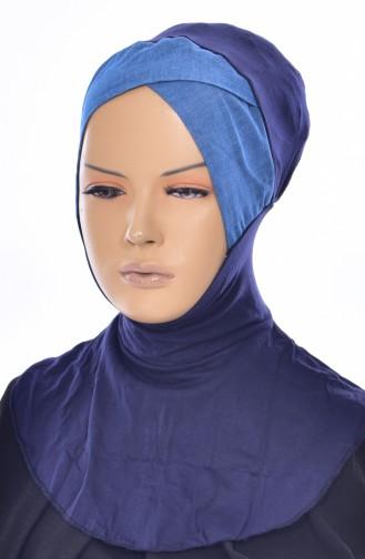 cross Jeans Hijab Bone-01 Navy Blue Jeans Blue 01