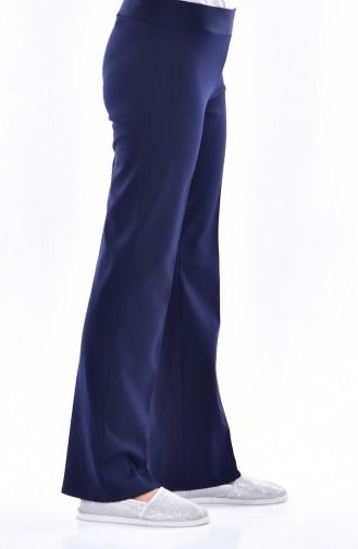 Pantalon 2010-04 Bleu Marine 2010-04