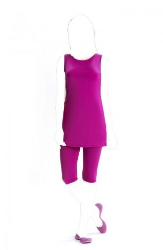 ملابس السباحة فوشيا 810146-01