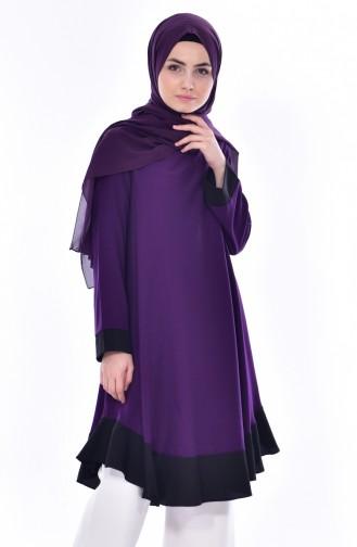 Purple Tunic 3190-07