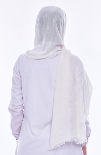 White Shawl 15