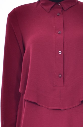Allerli Tunic 1187-02 Bordeaux 1187-02