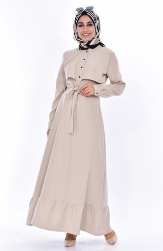 فستان بيج 8026-03