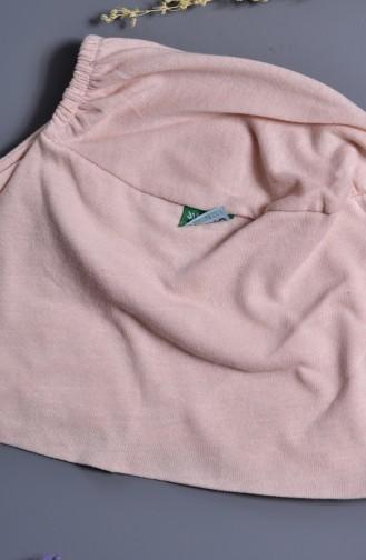 Sefamerve Bonnet Couleurs 100% Naturelle XL 203-02 Saumon 203-02