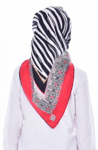 Red Scarf 09