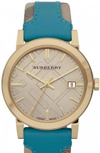 Turquoise Horloge 9018