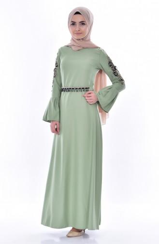 فستان أخضر 0578-01