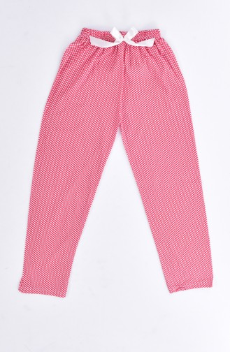 Women´s Bottom Pajamas 1401-03 Vermilion 1401-03