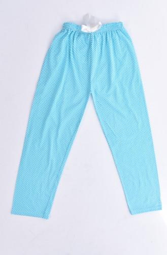 Green Pyjama 1401-02