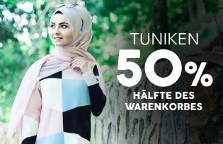 Outlet Tunika Modelle
