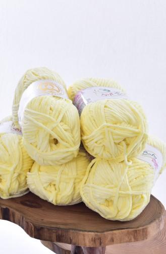 Fils a Tricoter Ören Bayan Soft Baby 3015-503 Jaune 3015-503