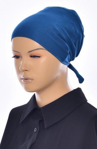 XL Bonnet 80115-08 Petroleum Blau 08