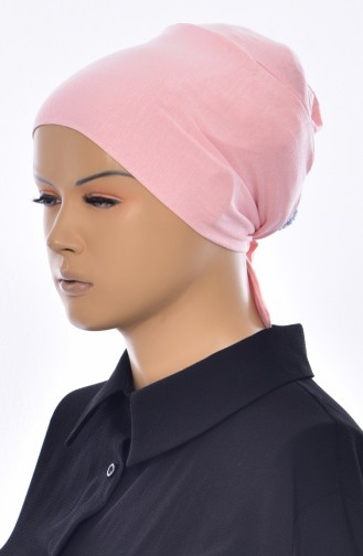 XL Bonnet 80115-12 Lachs 12