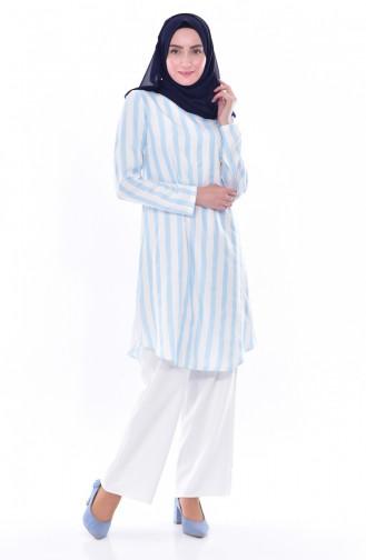 Blue Tunics 1042-01