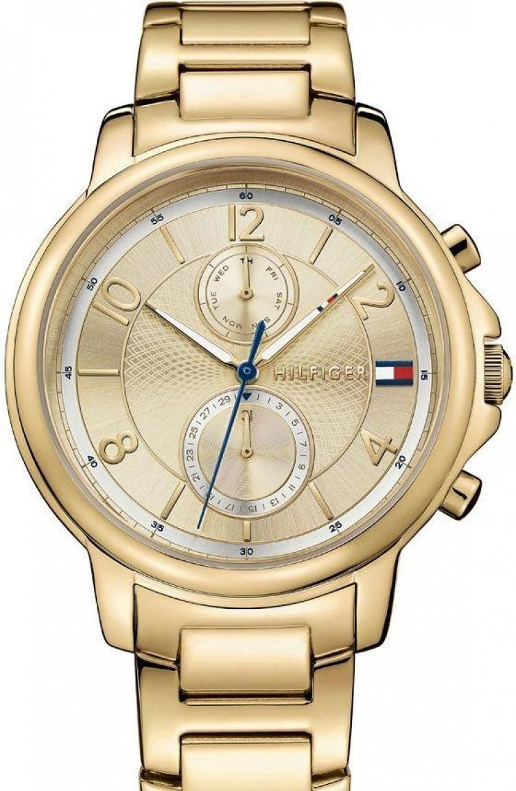 a75a32aec تومي هيلفيغر ساعة يد نسائية Th1781821 1781821