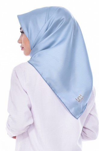 Levidor Silk Scarf 90426-04 ice Blue 04