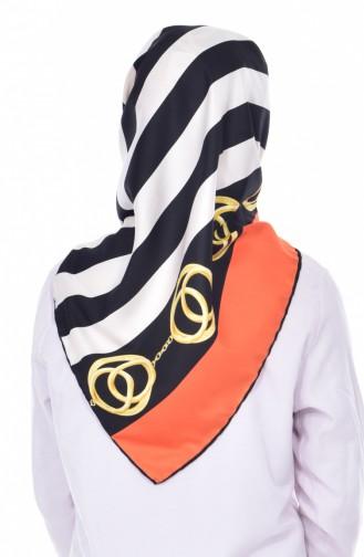 وشاح برتقالي 02