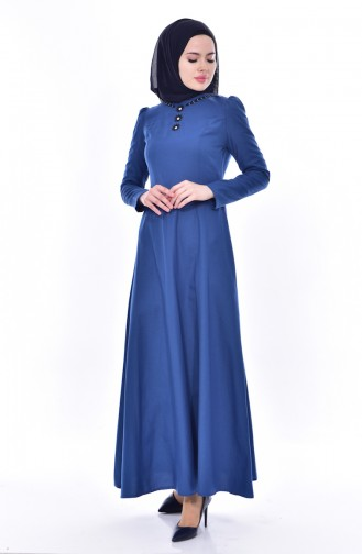 Indigo Hijap Kleider 7191-01