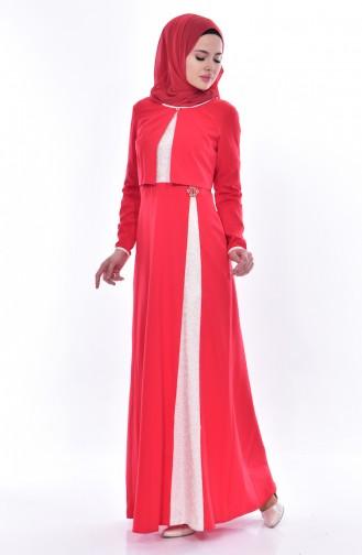 Robe 2248-05 Rouge 2248-05