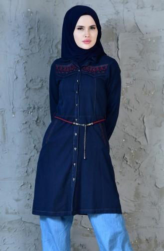 Tunique Bleu Marine 9218-02
