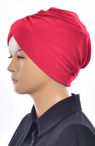 Kreuz Bonnet 0018-22 Rot 0018-22