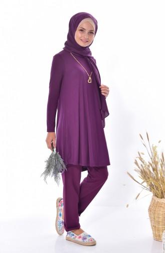 Purple Tuniek 0721-04