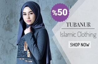 Tubanur Islamic Clothing Combination