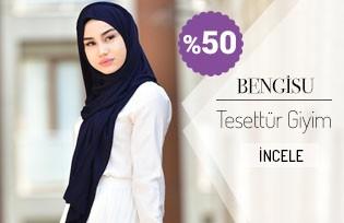 Bengisu Tesettür Giyim - Tunik Kampanyaları