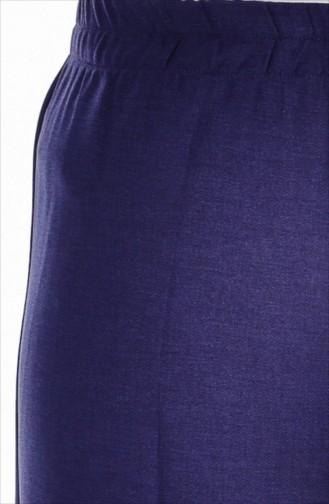 Pantalon Bleu Marine 1013-01