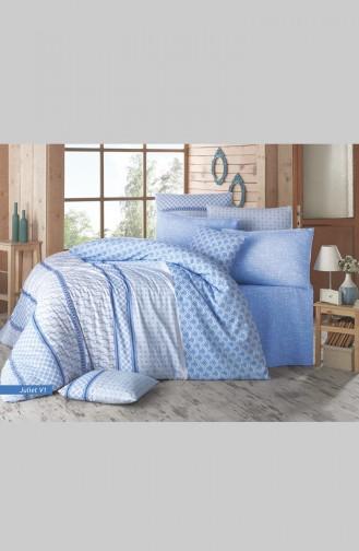 Blue Linens Set 0001-1