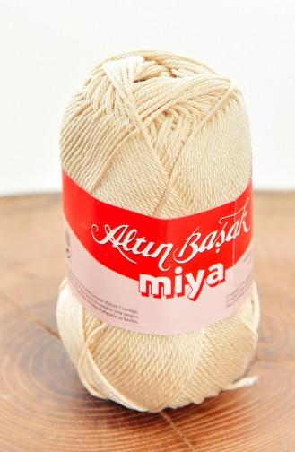 Beige Knitting Rope 0336-0009