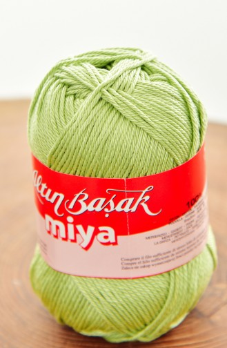 Light Green Knitting Rope 0336-0055