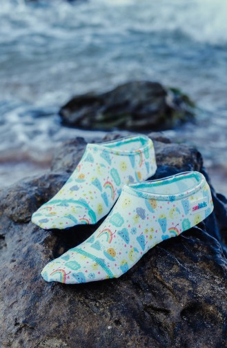 Baby Blues Pool And Beach Shoes 1000-04