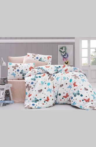 Spring Single Duvet Cover Set 0001-01 0001-01