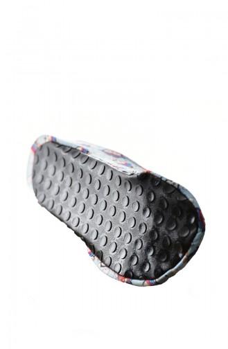 Sefamerve Chaussures de Mer et Piscine Pour Enfant 1000-11 Voitures 1000-11