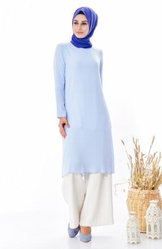 Plain Tunic 20725-03 Bebe Blue 20725-03