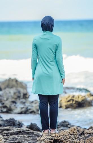 Garnish Swimsuit 1857-02 Mint Blue 1857-02