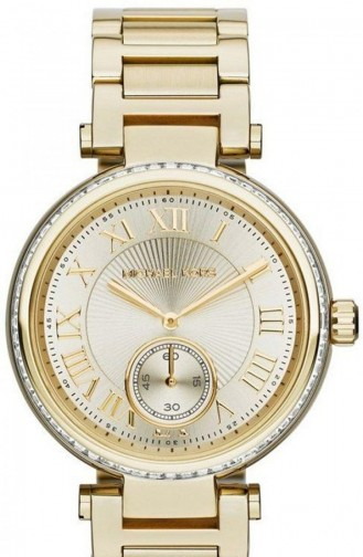 Gold Colour Horloge 5867