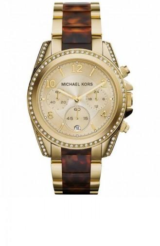 Michael Kors Mk6094 Montre Pour Femme 6094