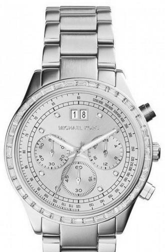 Silver Gray Horloge 6186