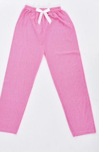 Dark Pink Pyjama 1401-04