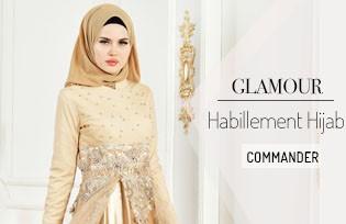 Glamour Vêtement Hijab