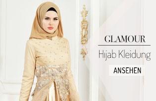 Glamour Hijab Kleidung