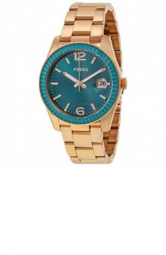 Rosa Haut Uhren 3730