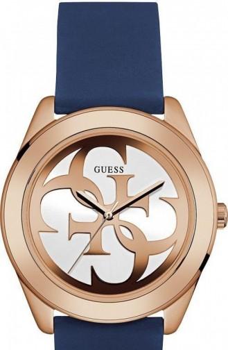 Navy Blue Horloge 0911L6