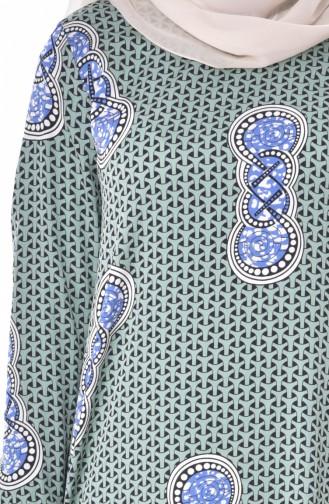 Mint green Tunic 1241-04
