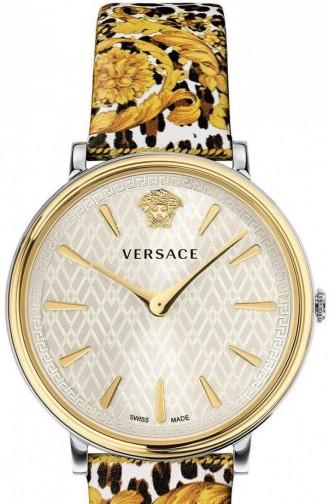 Versace Vrscvbp120017 Montre Pour Femme 120017